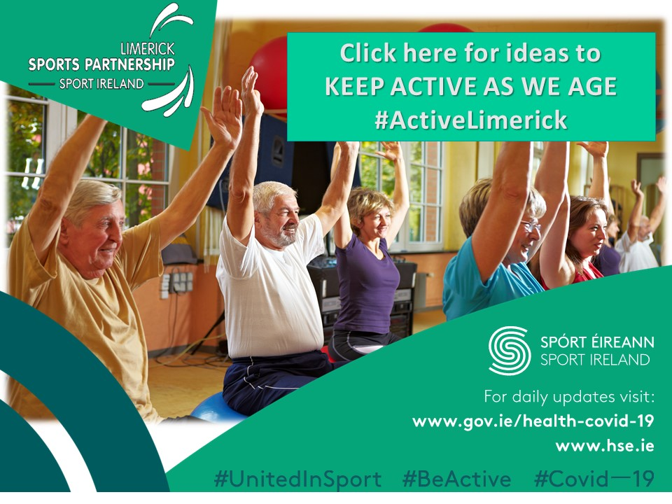 Keep Active as we Age