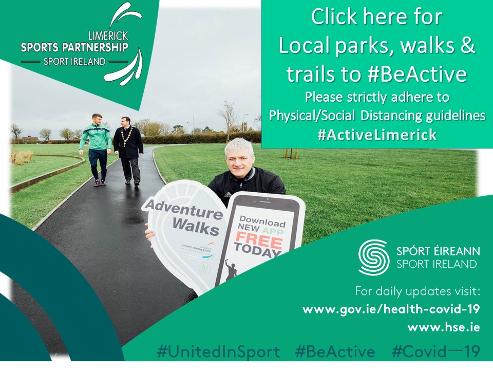 Local Parks, Walks, and Trails