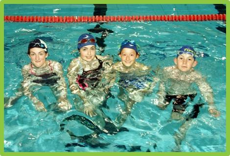 Assistant Swim Teachers