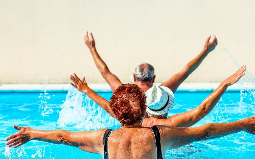 Older Adult Aquatics