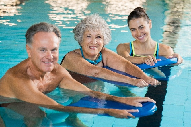 Swim Lessons - Older Adults