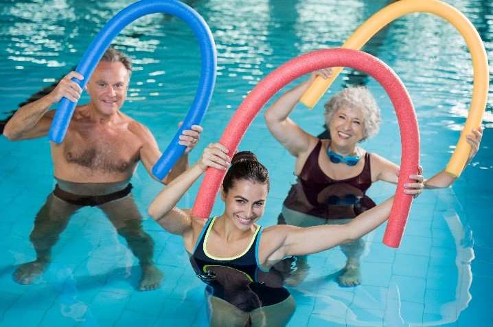 Aqua Aerobics - Older Adults