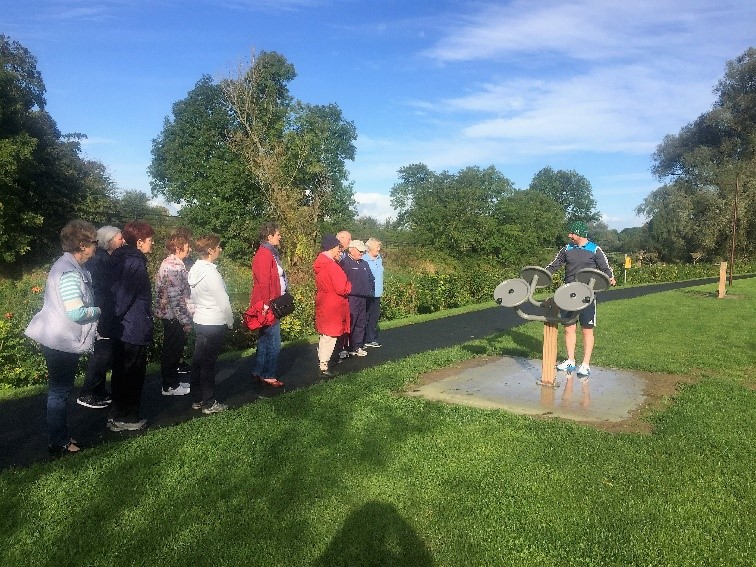Outdoor Exercise - Older Adults