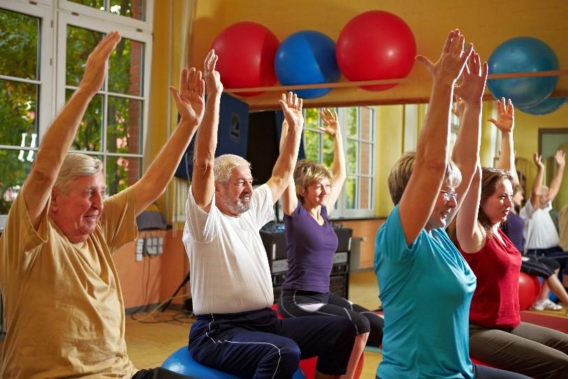 Senior Strength and Mobility