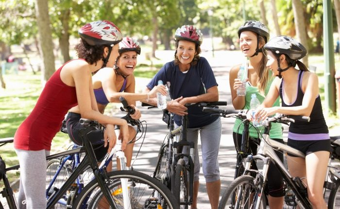 Outdoor Cycling Programme - Women