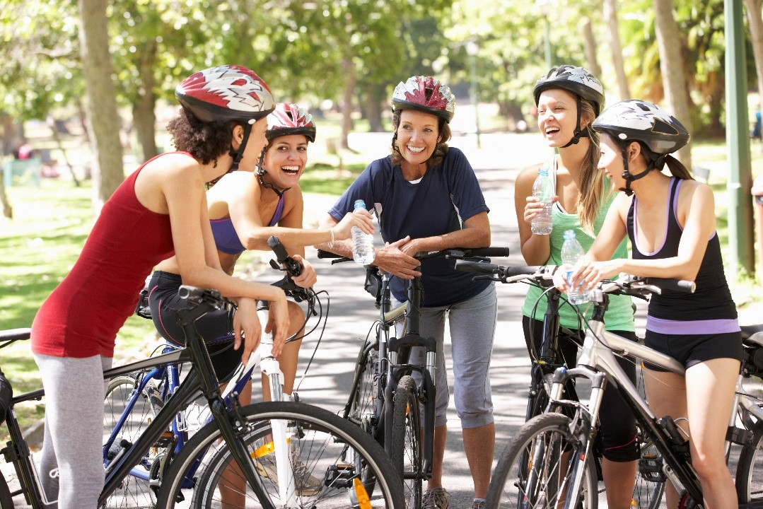Outdoor Cycling Programme - Women