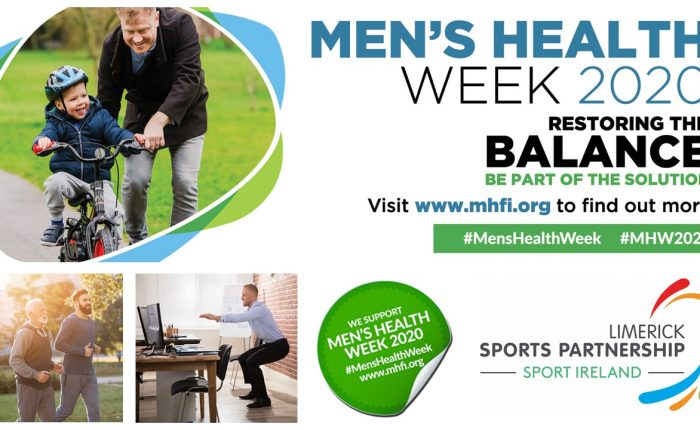 Men's Health Week 2020