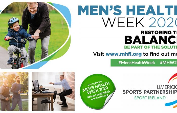 Men's Health Week 2020