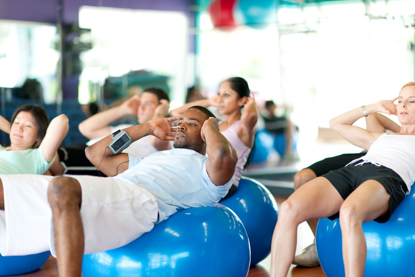 Workplace Physical Activity Classes