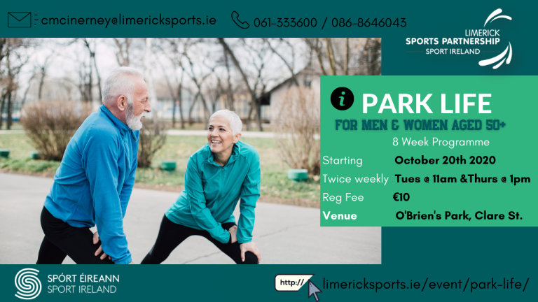 Physical Activity Programme for 50+