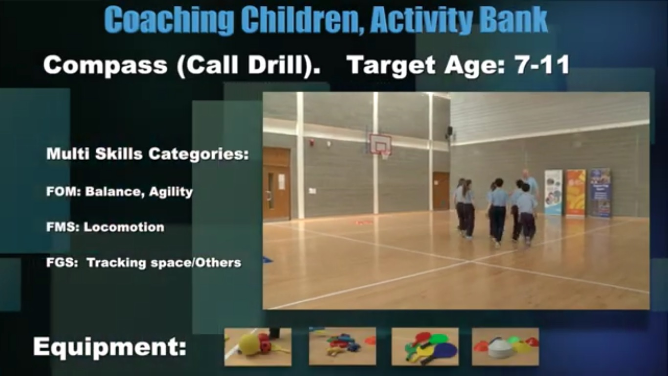 Compass- Coaching Children 4